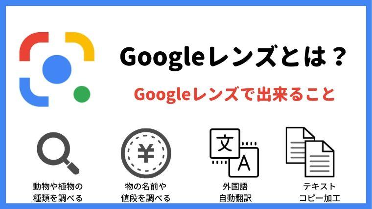 Googleレンズ翻訳調べもの